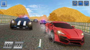Fun Traffic Racing: Fast Car Driver
