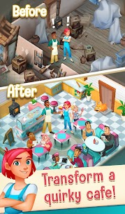 Love & Pies – Delicious Drama Merge Mod Apk (Unlimited Moves) 3