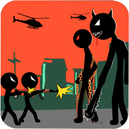 Stickman Army: World War Legacy Fight