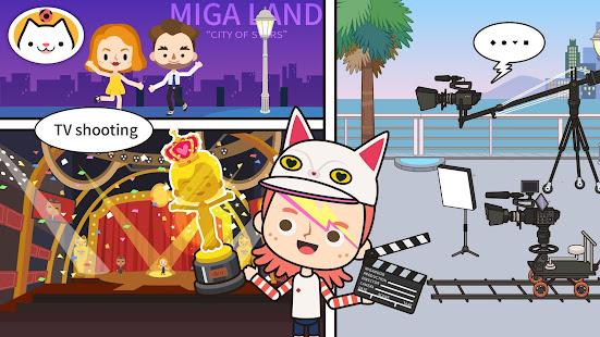 Miga Town: My TV Shows 1.3 Screenshots 5