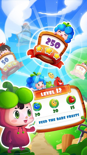 Fruit Puzzle Wonderland  screenshots 5
