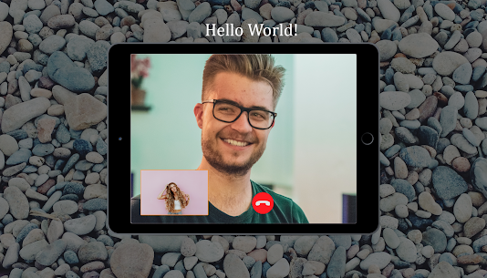 Video Call for WhatsApp : Free Messages App 2
