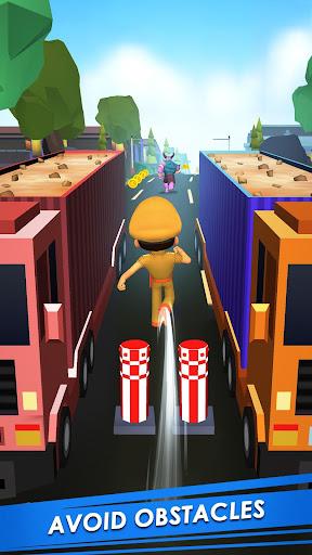Little Singham - No 1 Runner  Screenshots 4