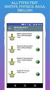 Air Force X&Y Exam For Pc (Download On Computer & Laptop) 1
