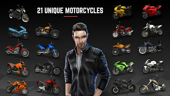 Racing Fever: Moto v1.81.0 Screenshots 2