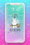 screenshot of Unicorn Wallpaper 🦄