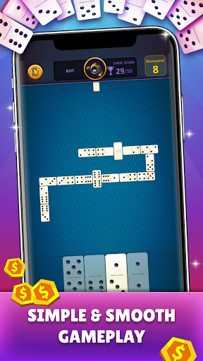 Dominoes - Offline Free Dominos Game 1.12 screenshots 2