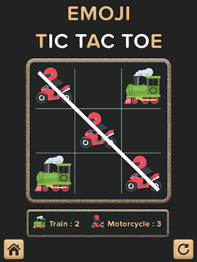 Tic Tac Toe For Emoji 5.8 screenshots 19