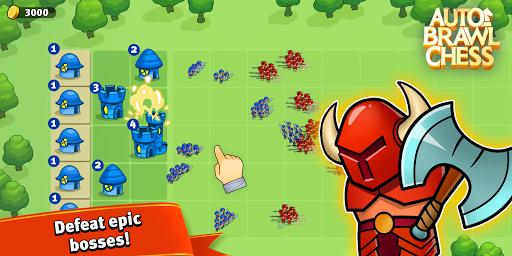Auto Brawl Chess: Battle Royale Apkfinish screenshots 11