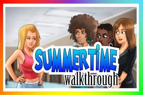 ❤️ Guide Summertime-Saga Walkthrough ❤️ 1