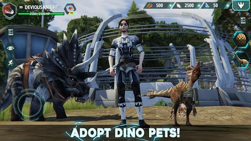 Dino Tamers - Jurassic Riding MMO 2.11 screenshots 2