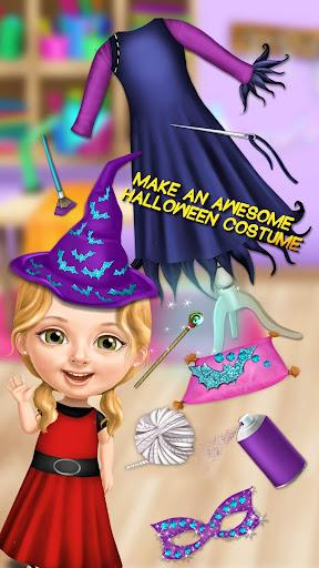 Sweet Baby Girl Halloween Fun screenshots 2