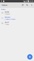 screenshot of MX Player Codec (ARMv6 VFP)