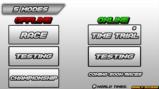 Mini Formula Racing screenshots 3