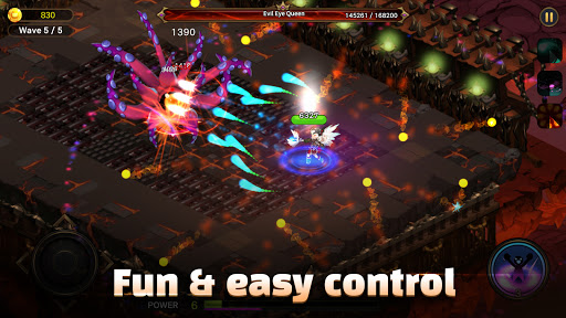 Angel Saga: Hero Action Shooter RPG  screenshots 1