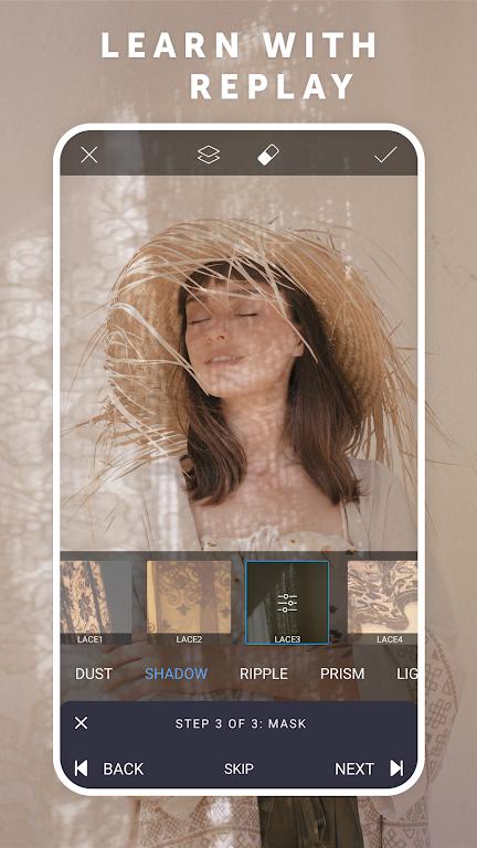 PicsArt APK V17.6.0 (MOD Gold Unlocked) poster 3