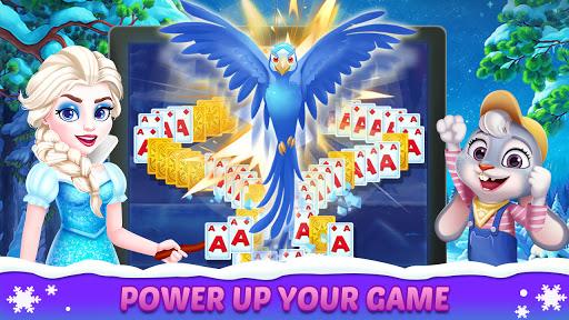 Code Triche Pyramid Solitaire K mod apk screenshots 5