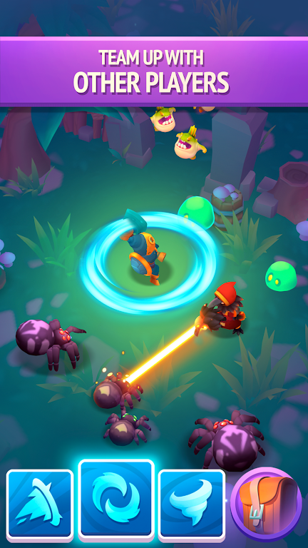 Nonstop Knight 2 - Action RPG  poster 2