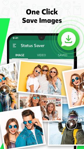 Free Status Saver for Whatsapp – Status Downloader 1.0.6 screenshots 1