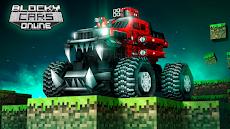 Blocky Cars (ブロック状の車) - タンクトップ - オンラインゲームのおすすめ画像1