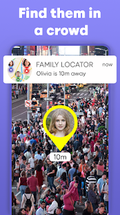 Family Locator - GPS Tracker For Find My Friends 1.0.7 Screenshots 4
