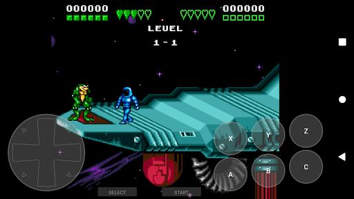 Retro Game Emulator (MD2/GENESIS) apkpoly screenshots 3