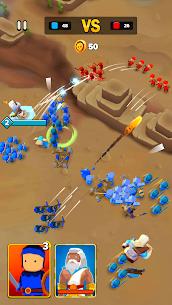 Legion Clash Mod Apk: World Conquest (No Deploy Unit Cost) 3