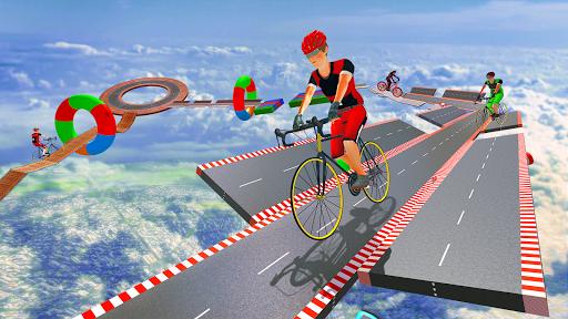 BMX Cycle Freestyle Race 3d  screenshots 13