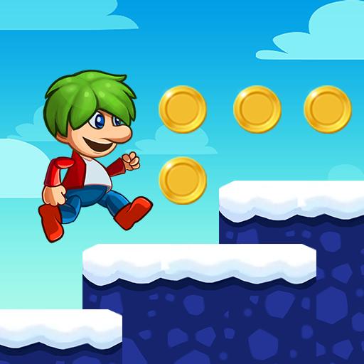 Super boy - Super World - adventure run
