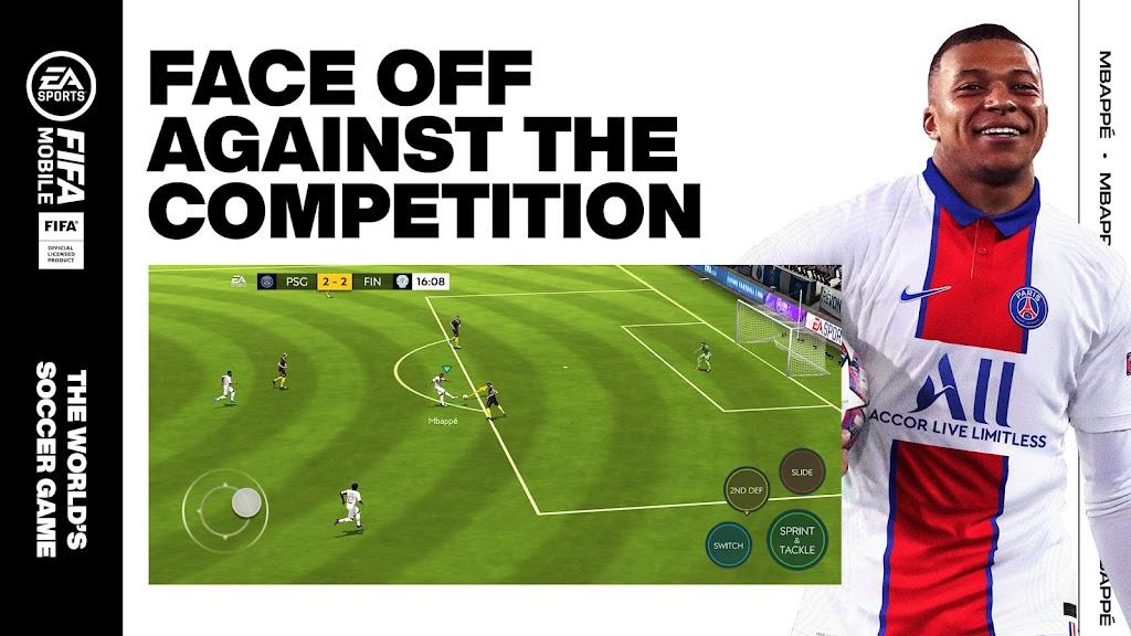 FIFA Soccer poster 5