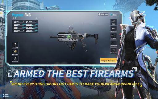 Cyber Hunter 0.100.395 screenshots 13