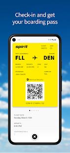 Spirit Airlines 2.3.1 Screenshots 3