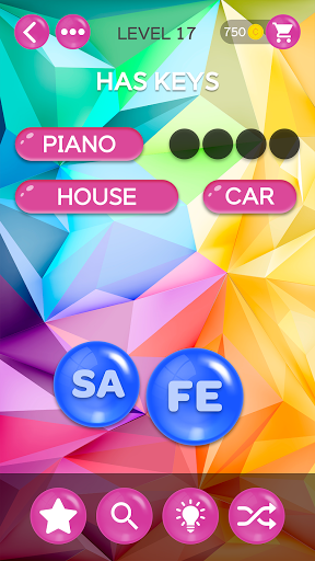 Word Pearls: Word Games & Word Puzzles  screenshots 5