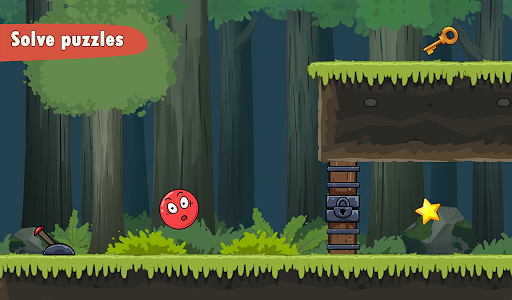 Bounce Ball 7 : Red Bounce Ball Adventure 1.3 screenshots 16