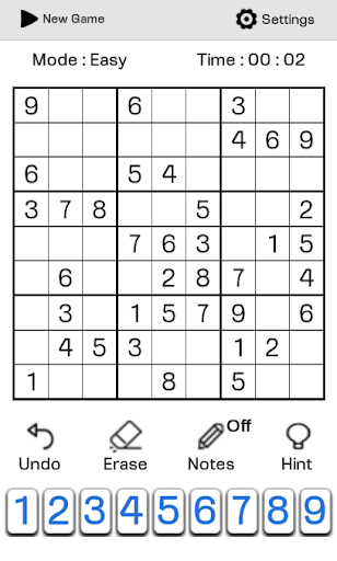 Sudoku Classic android2mod screenshots 4