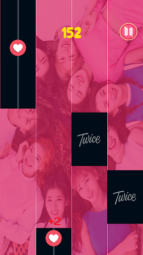 TWICE Piano Magic 2020 - Can't Stop Me apktreat screenshots 2