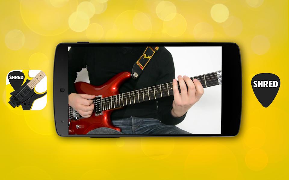 Guitar Solo SHRED VIDEOS LITE