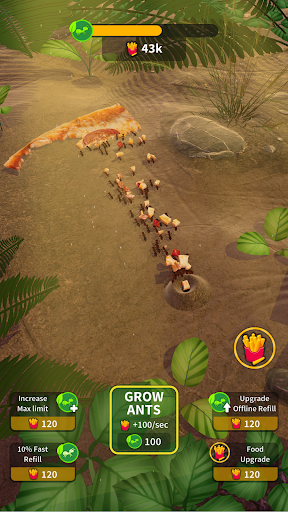 Little Ant Colony - Idle Game screenshots 3