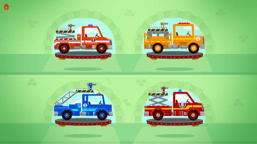 Fire Truck Rescue - Firefighter Games for Kids apktram screenshots 5