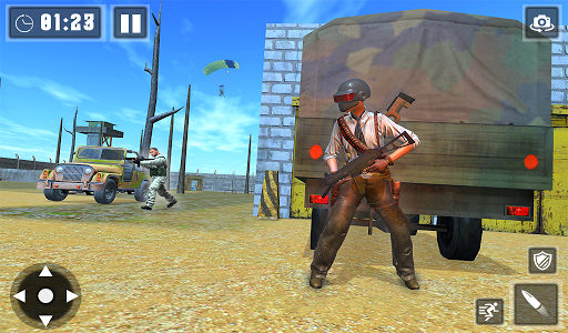 Royal Army Battle - Battleground Survival Games 3 Screenshots 11