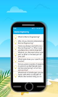 Marine Engineering Mcqs Interview guide