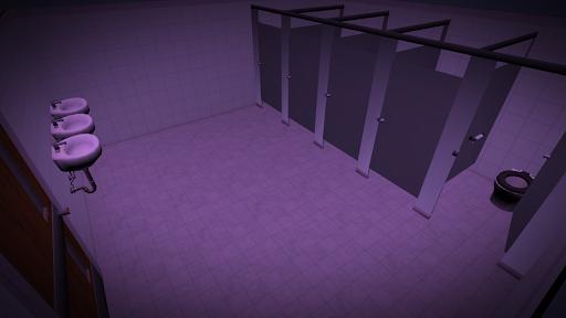 Haunted School  - Scary Horror Game  screenshots 1