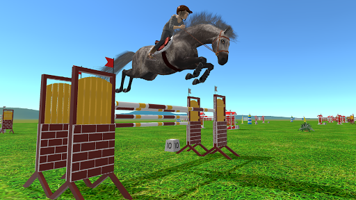 Jumpy Horse Show Jumping screenshots 16