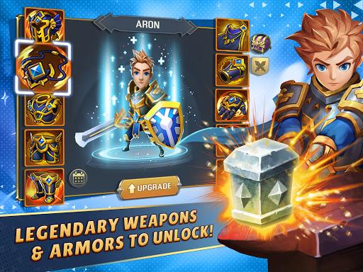 Oath of Glory - Action MMORPG apkdebit screenshots 13