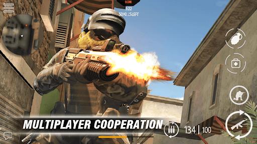 Call of modern FPS: war commando FPS Game 1.9 screenshots 1