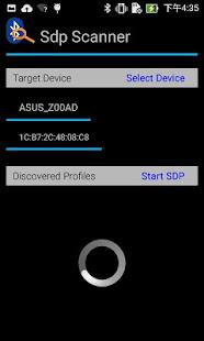 Bluetooth Profile Scanner 1.0 Screenshots 3