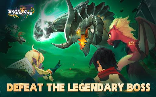 Summon Dragons 1 screenshots 9