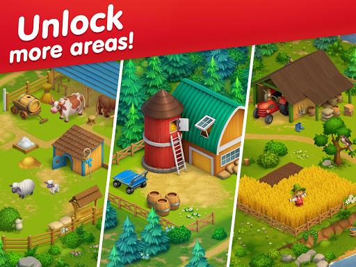 Greenvale: Match Three Puzzles & Farming Game! 1.3.2 screenshots 21