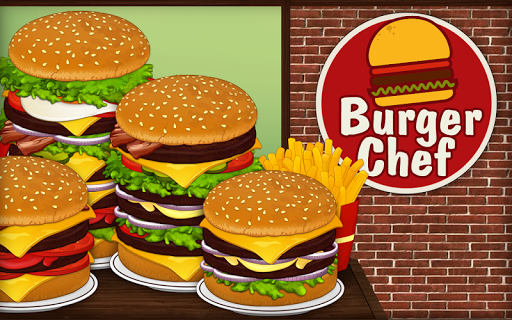 Burger Chef - Cooking Simulator 2.5 screenshots 2