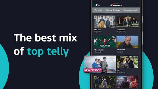 ITV Hub: Your TV Player APK (Ultima Versión) 3